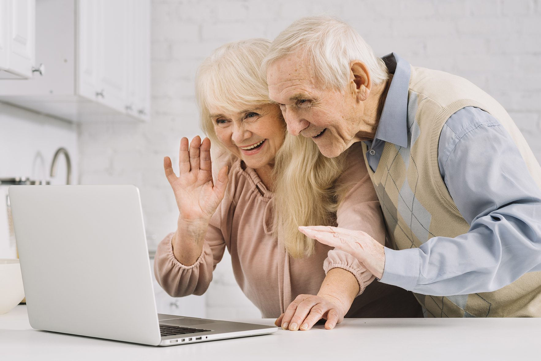 From letters to e-mail – Teaching our elders how to use the internet